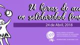 24 horas de acción en solidaridad feminista en todo el mundo