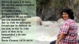 El Foro Internacional de Mujeres Indígenas condena el asesinato de la líder Lenca Berta Cáceres