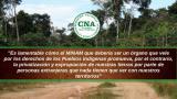 Loreto en pie de lucha contra resolución ministerial que promueve neolatifundismo en la Amazonía peruana