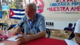 """""""En la etapa actual sólo cabe profundizar la organización y lucha de masas"""", Stedile, del MST de Brasil"""