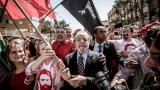 Campaña de solidaridad con Lula
